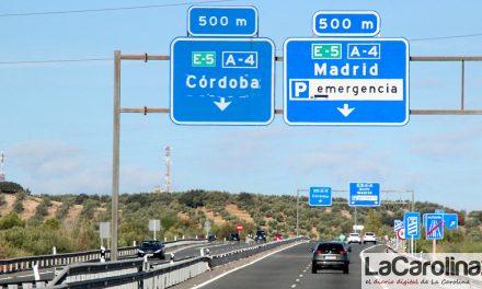 Casi 20 millones para la conservación y explotación de la A-4 y la N-4A en Jaén