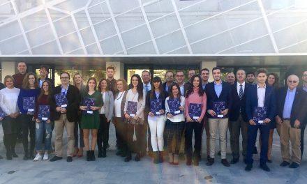 La Fundación Pablo de Olavide entrega sus Premios Extraordinarios de Bachillerato en la capital de las Nuevas Poblaciones