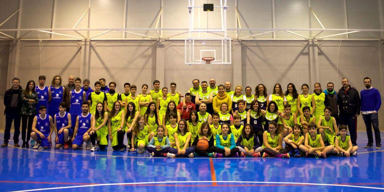 Presentación de la camiseta del Club Deportivo Nuevas Poblaciones