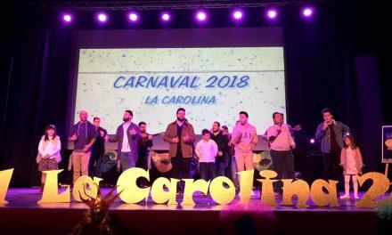 Preparativos para la celebración del VII Concurso de Agrupaciones Carnavaleras 2018 La Carolina