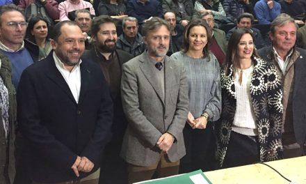 El consejero José Fiscal presenta en La Carolina el Plan Director de las Dehesas de Andalucía