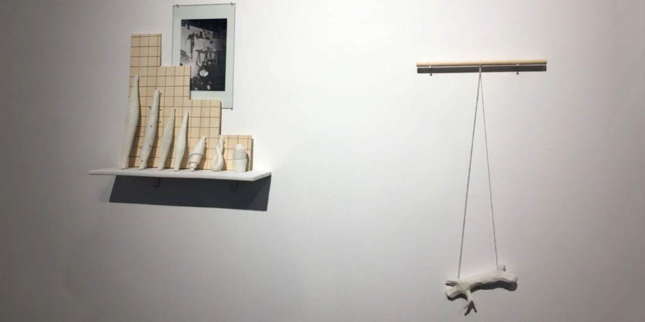 """La exposición """"Arte Aparte X"""" muestra 46 obras de diferentes artistas"""