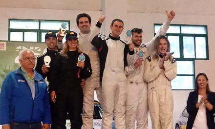 """La pareja Reyes-Prieto dominan con autoridad el II RallyCrono """"Ciudad de La Carolina"""""""