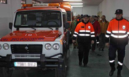 La Junta destina más de 36.000 euros a 18 municipiospara el mantenimiento de agrupaciones de Protección Civil