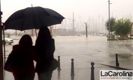 TIEMPO | AEMET activa aviso amarillo por lluvias en Jaén