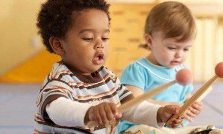 Domingo de musicoterapia para bebés en La Carolina