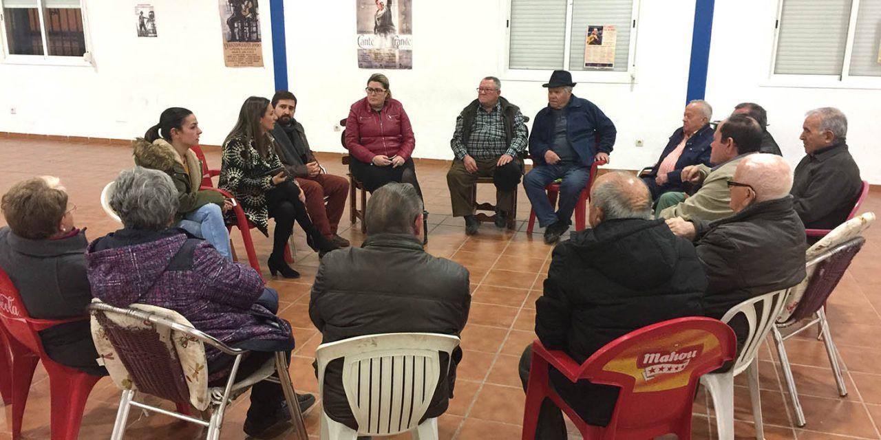 Intensa actividad de la Peña Flamenca Puerta de Andalucía