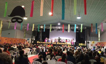 Los alumnos del CEM Enrique Granados sorprenden con su repertorio para el Concierto de Carnaval