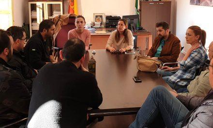 """Reunión """"más que positiva"""" entre Ayuntamiento y la Asociación de Hosteleros de La Carolina"""