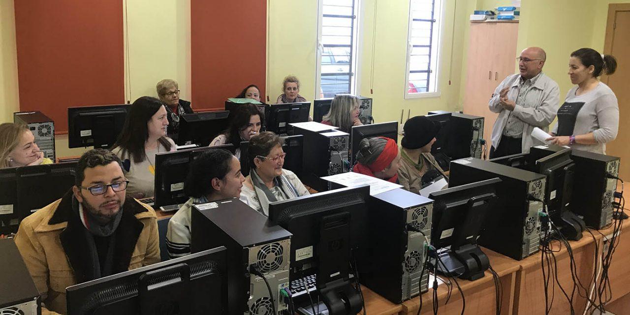 """Clausurado el taller """"Habilidades digitales para el emprendimiento"""""""