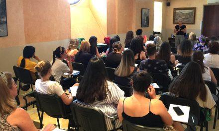 La violencia de género a debate en los cursos universitarios de la Intendente Olavide