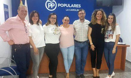 Elvira Muriana, nueva presidenta local del PP carolinense