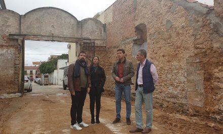 El Ayuntamiento recupera la calle Olózaga para la ciudadanía