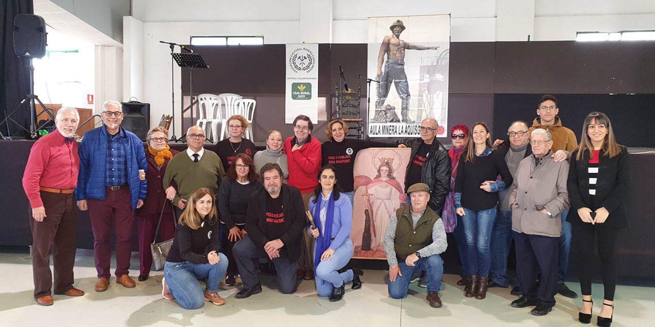 La Asociación Minero Cultural Acmica celebró el Día de Santa Bárbara