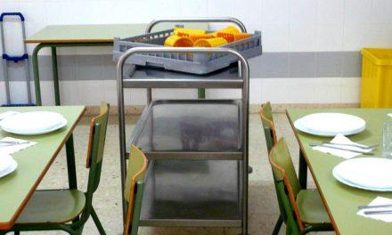 La Junta anuncia la vuelta a la normalidad de los comedores escolares para el próximo lunes