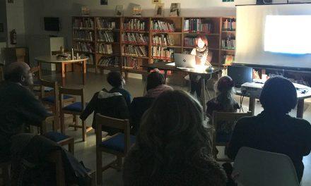 """La lectura de """"Relato navideño"""", de Truman Capote, cierra las actividades de la biblioteca municipal"""