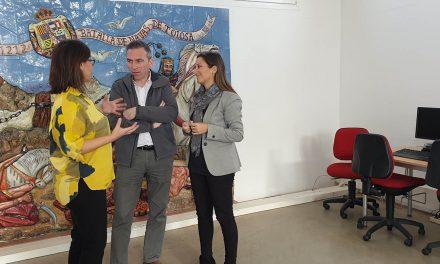 Nuevo Centro Rural de Acceso Público a Internet en Navas de Tolosa