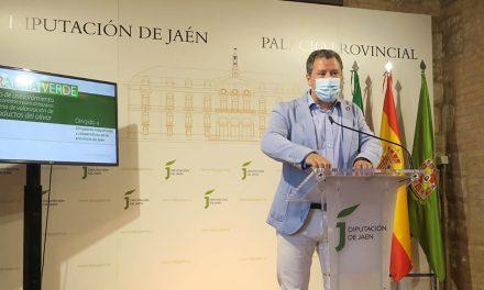 Diputación ofrece un nuevo servicio a almazaras y cooperativas para el aprovechamiento de los subproductos del olivar