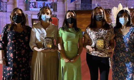 La Carolina entrega los V Premios Ana López Gallego