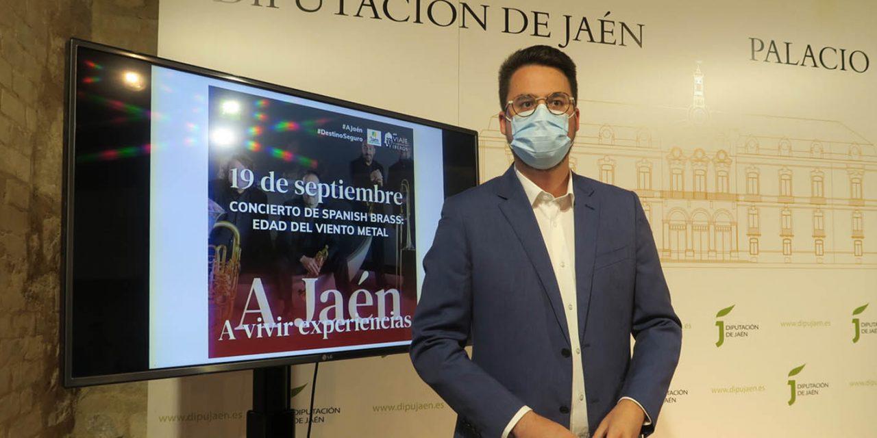 """""""A Jaén, a vivir experiencias"""" invita al turista este septiembre a actividades en enclaves íberos y en los parques naturales"""