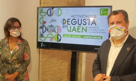 """Diputación destaca la buena acogida del primer mercado navideño on line """"Degusta Jaén"""""""