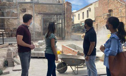 La Carolina trabaja en la recuperación de la antigua Posada de Carruajes