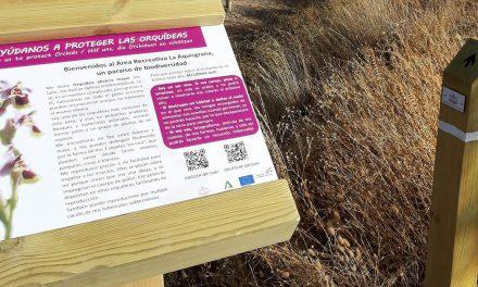 La Carolina crea la primera microrreserva de orquídeas de Andalucía