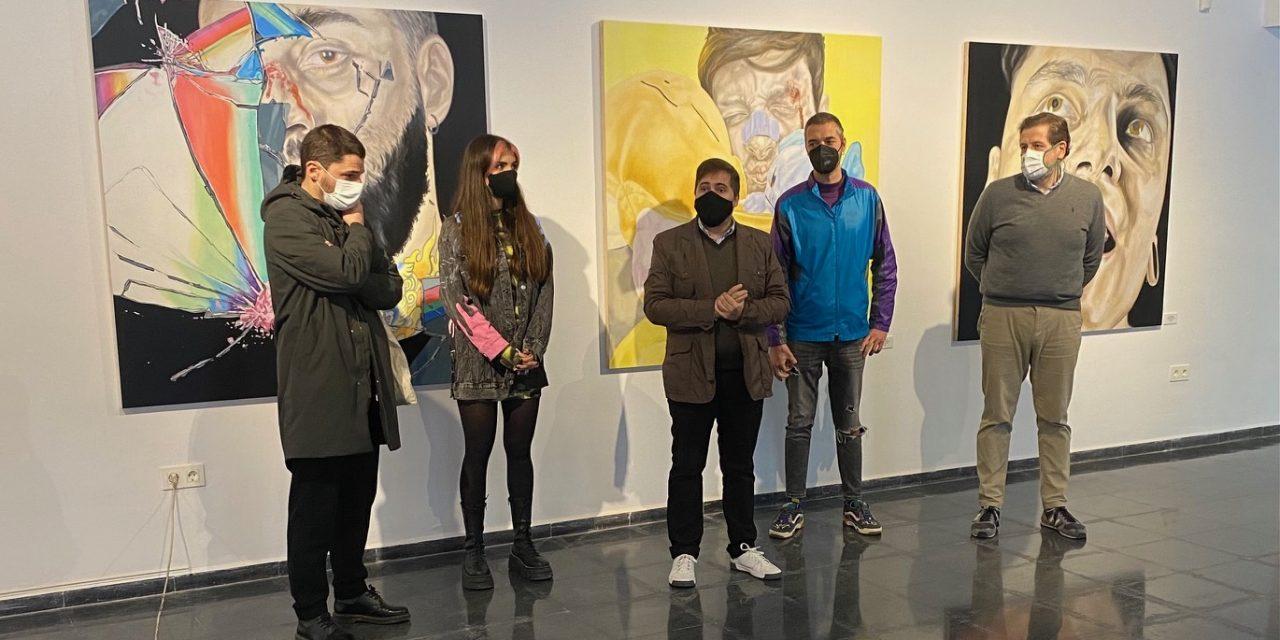 Inauguración de Ira Torres en el Centro Cultural de La Carolina