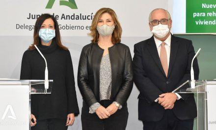 La Junta destina 2,2 millones en ayudas para la rehabilitación de viviendas y edificios en Jaén
