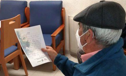 Éxito de la iniciativa de la redacción de cartas a los residentes en centros de mayores desarrollada por CSIF Jaén