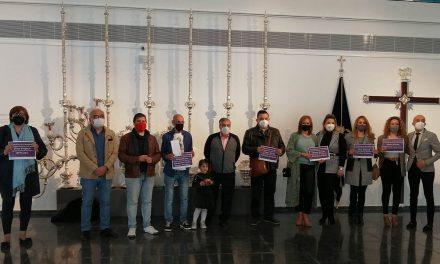 Entregados los premios del 'I Concurso de Escaparates de Semana Santa'