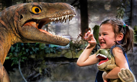 Dinosaurs Tour, la mayor exposición de dinosaurios animatrónicos, llega a Linares