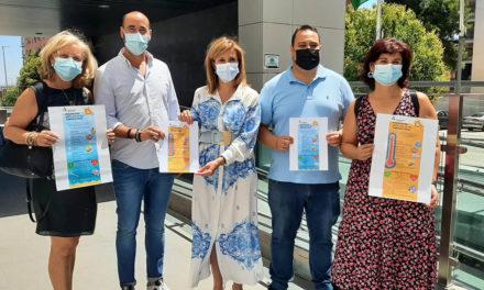 Salud y Familias sigue a 1.200 personas en alto riesgo frente a las altas temperaturas de verano