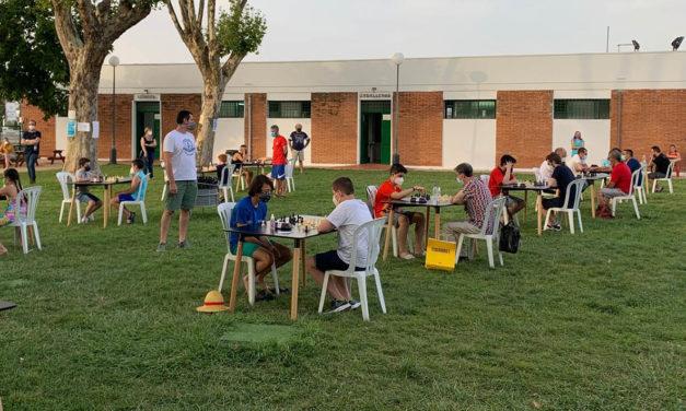 I Torneo nocturno de ajedrez Fundación La Carolina