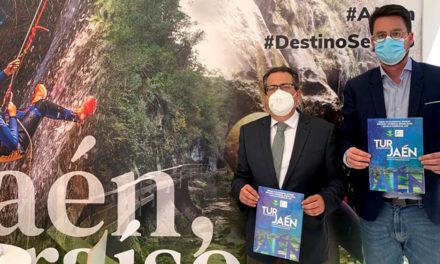 Diputación muestra al turista alicantino la variada y singular oferta de Jaén, Paraíso Interior