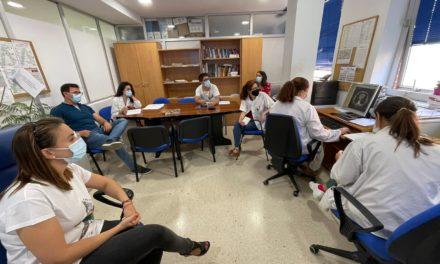 Los hospitales de Jaén ponen en marcha un comité para seguimiento de tumores torácicos