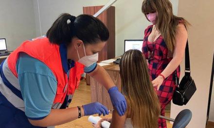 Semana de vacunaciones sin cita previa en la provincia de Jaén