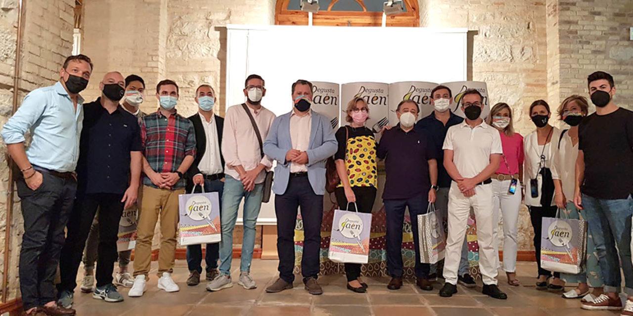 La Diputación celebrará del 1 al 17 de octubre las II Jornadas Gastronómicas Degusta Jaén, que contarán con 15 restaurantes