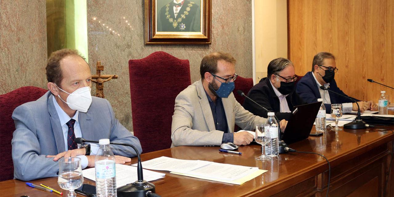 Cerca de doscientos letrados jiennenses actualizan sus conocimientos sobre legislación civil en materia de discapacidad
