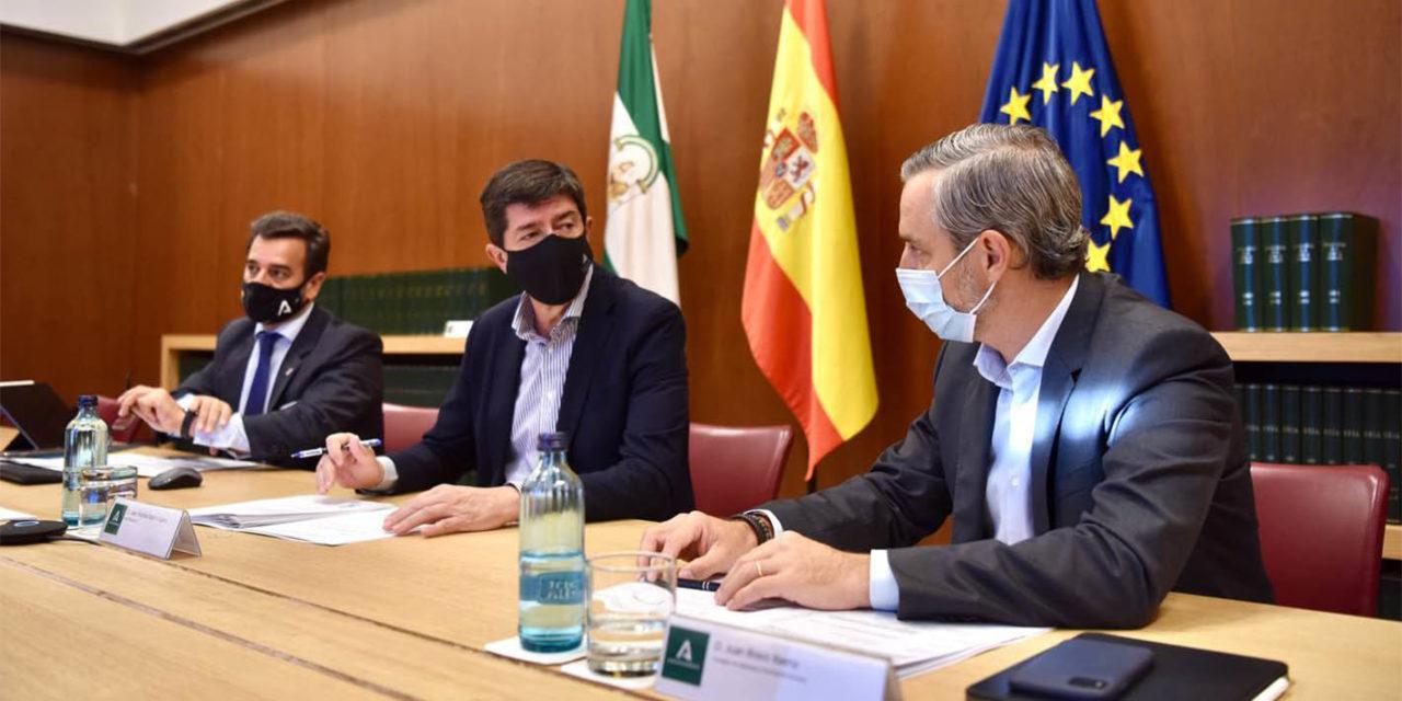 La Comisión de Planificación de la ITI de Jaén suma casi 24 millones de euros más para proyectos